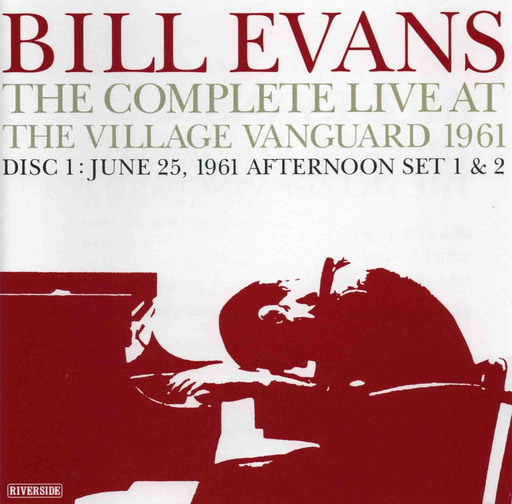 THE COMPLETE LIVE AT THE VILLAGE VANGUARD 1961-3