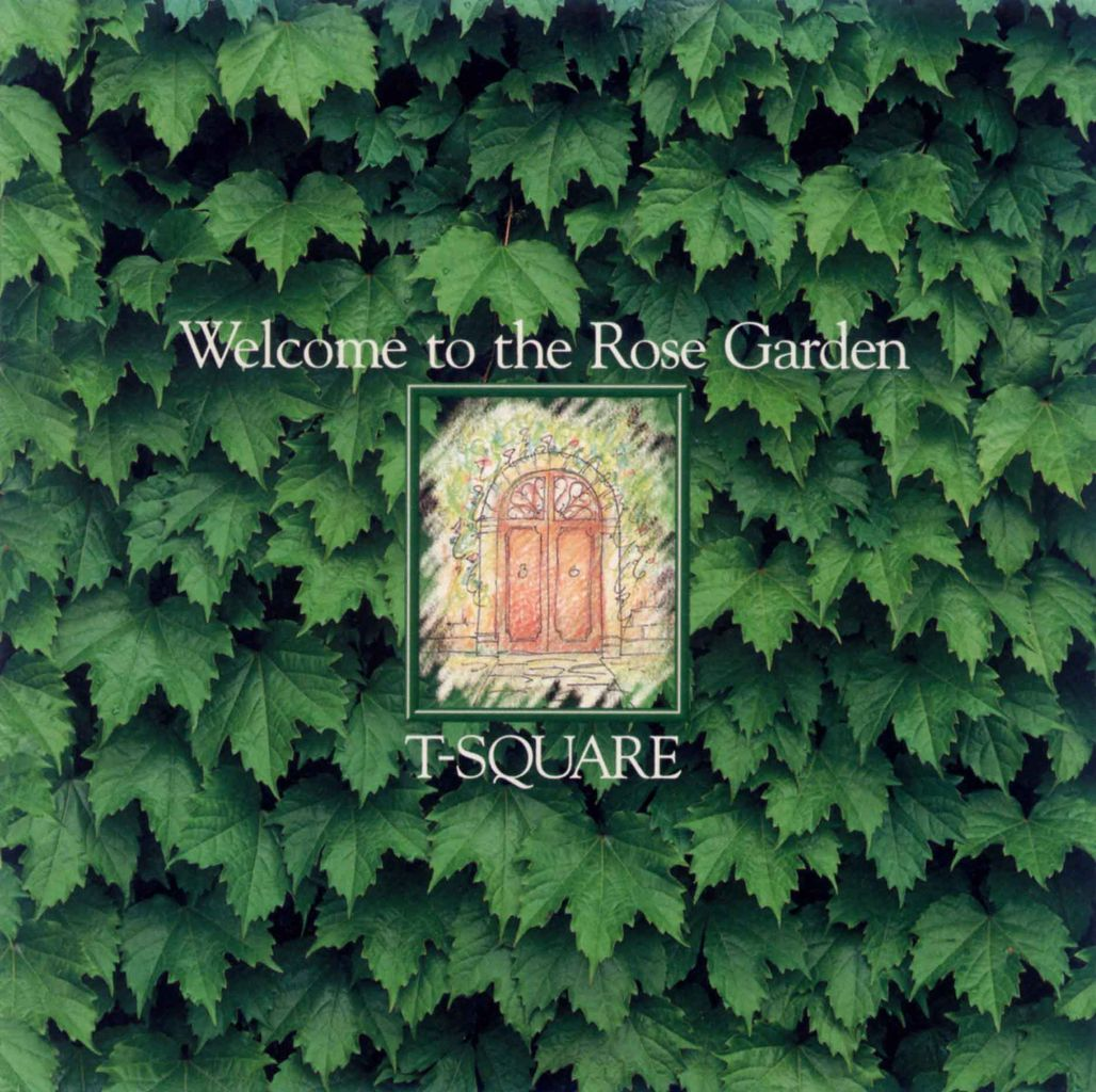 WELCOME TO THE ROSE GARDEN-1