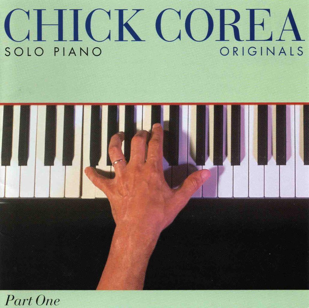SOLO PIANO - ORIGINALS-1