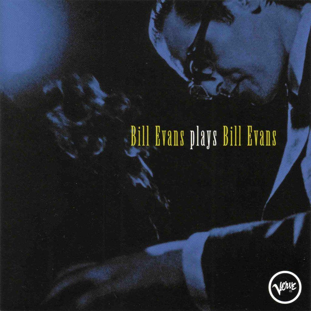 BILL EVANS PLAYS BILL EVANS-1
