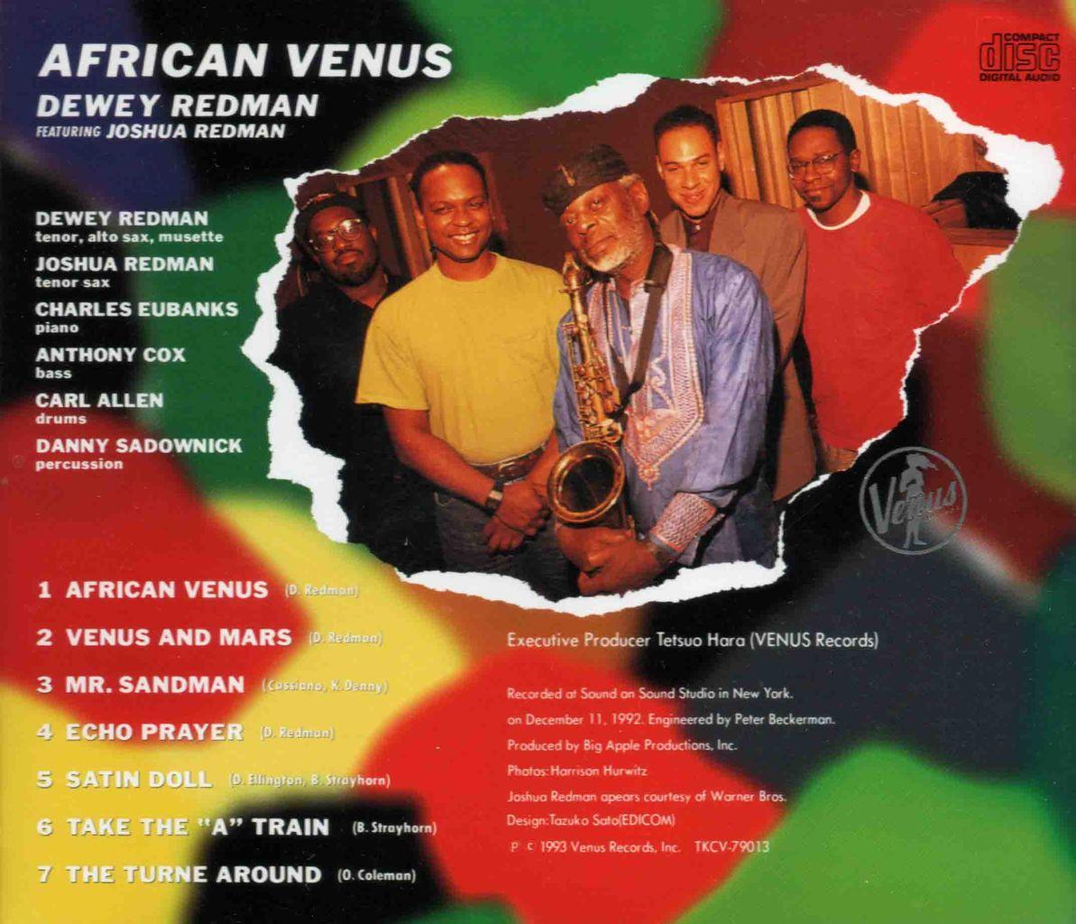 AFRICAN VENUS-2