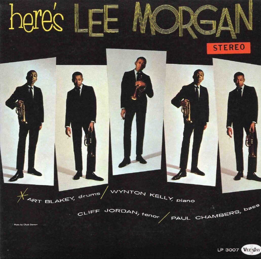 HERE'S LEE MORGAN-1