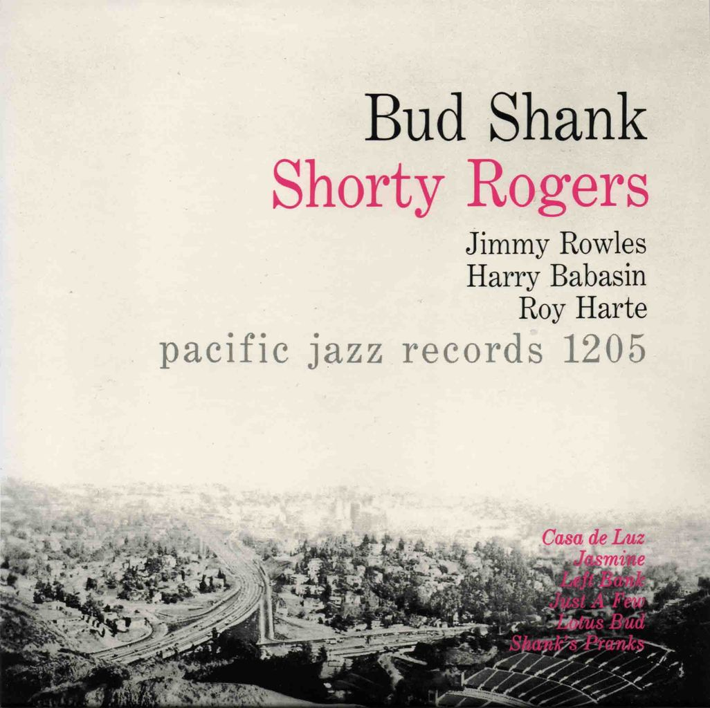 BUD SHANK-SHORT ROGERS-BILL PERKINS-1