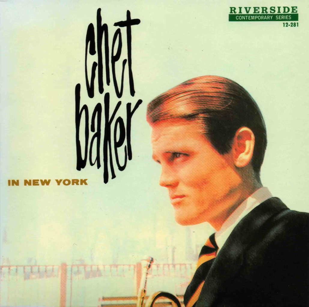 CHET BAKER IN NEW YORK-1