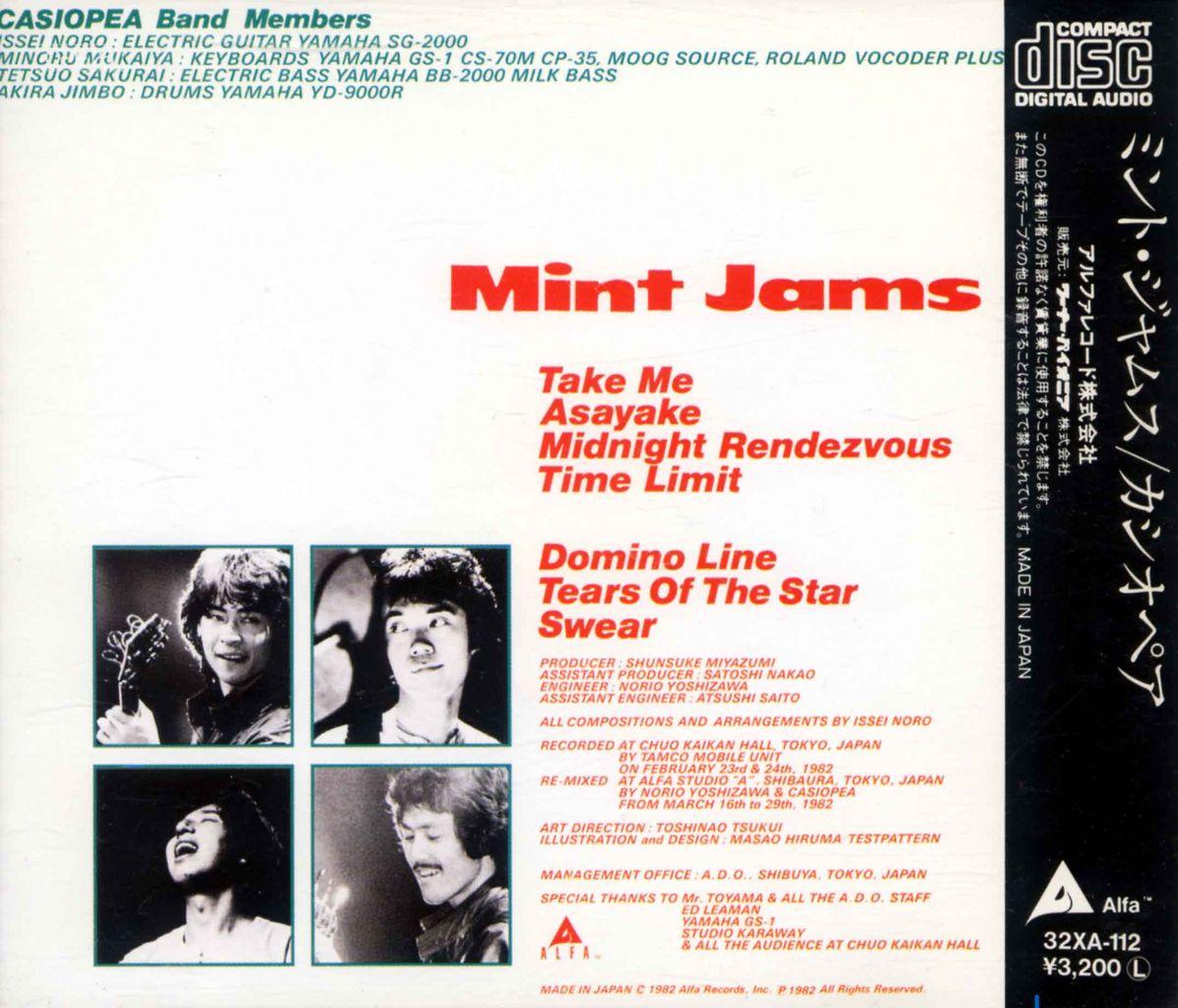MINT JAMS-2