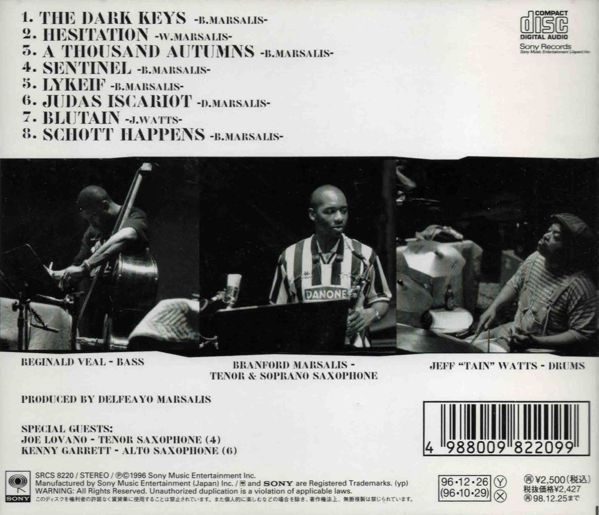 THE DARK KEYS-2