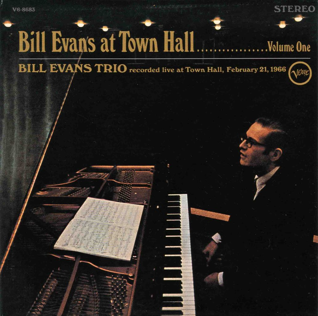 BILL EVANS AT TOWN HALL-1