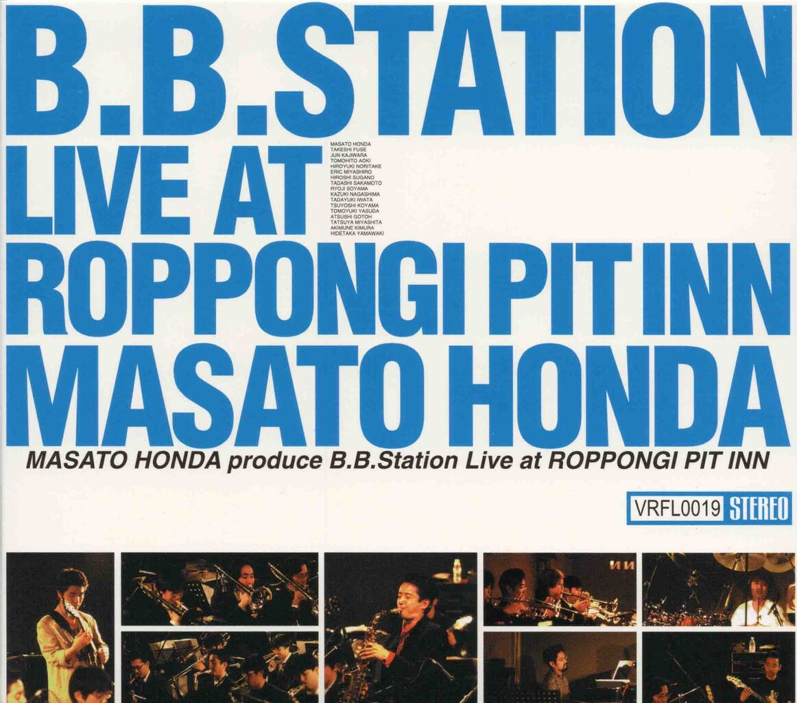 B.B.STATION LIVE AT ROPPOGI PIT INN-1