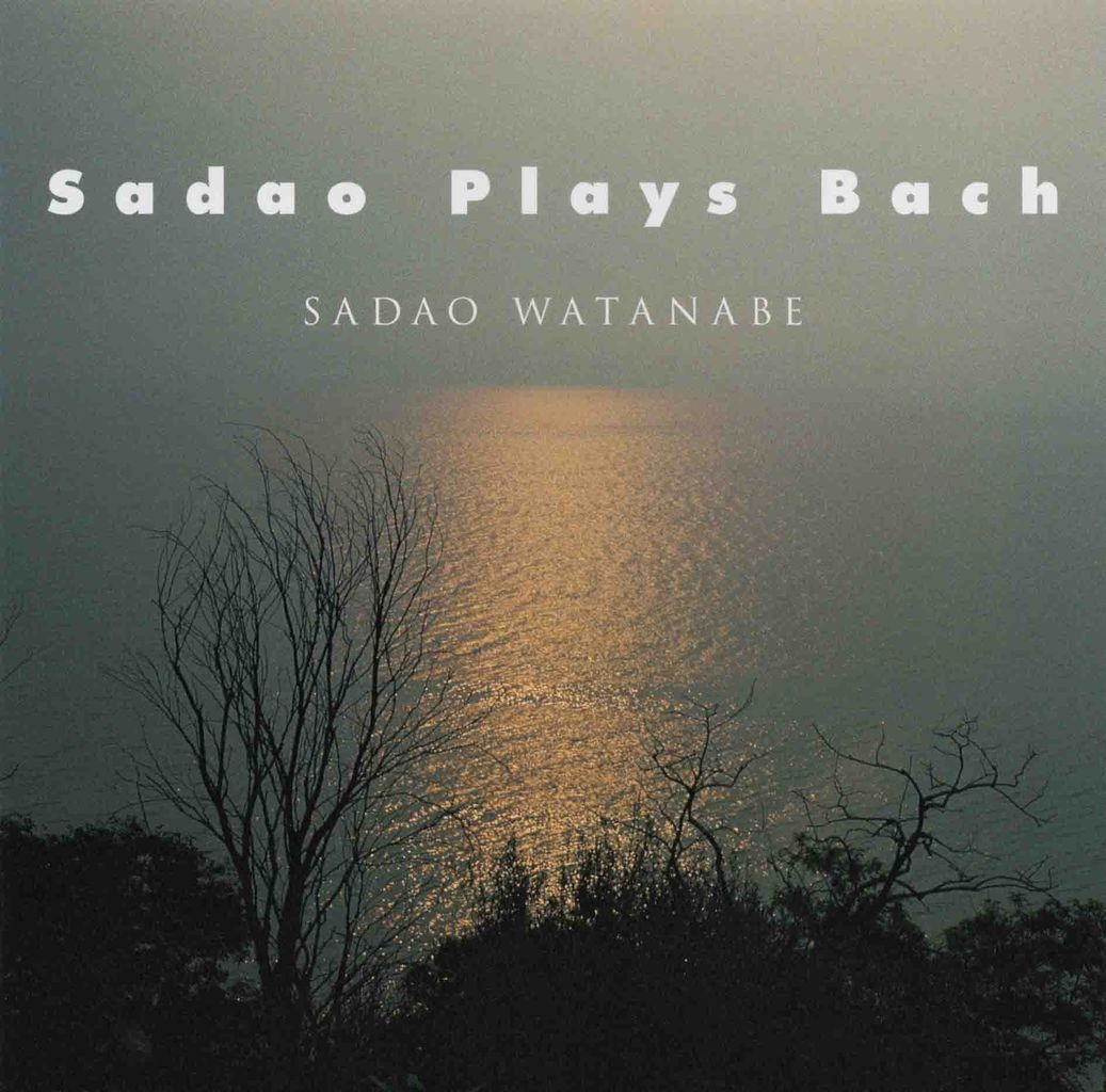 SADAO PLAYS BACH-1