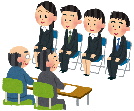 就活生「慶應義塾大学の◯◯と申します。質問なのですが~」ワイ東大生「…」