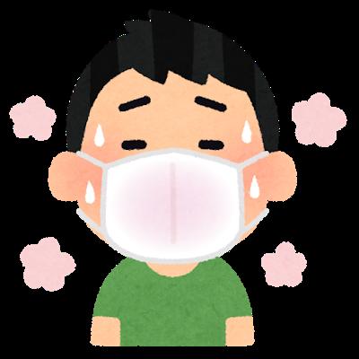 【悲報】日本「最高気温37度、湿度60%です」世間「イヤァァァ!マスクをしてない人がいるゥゥゥ!」