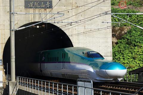 【朗報】北海道新幹線、年末年始の乗車率は「34%」 累計7万人もの観光客で賑わう