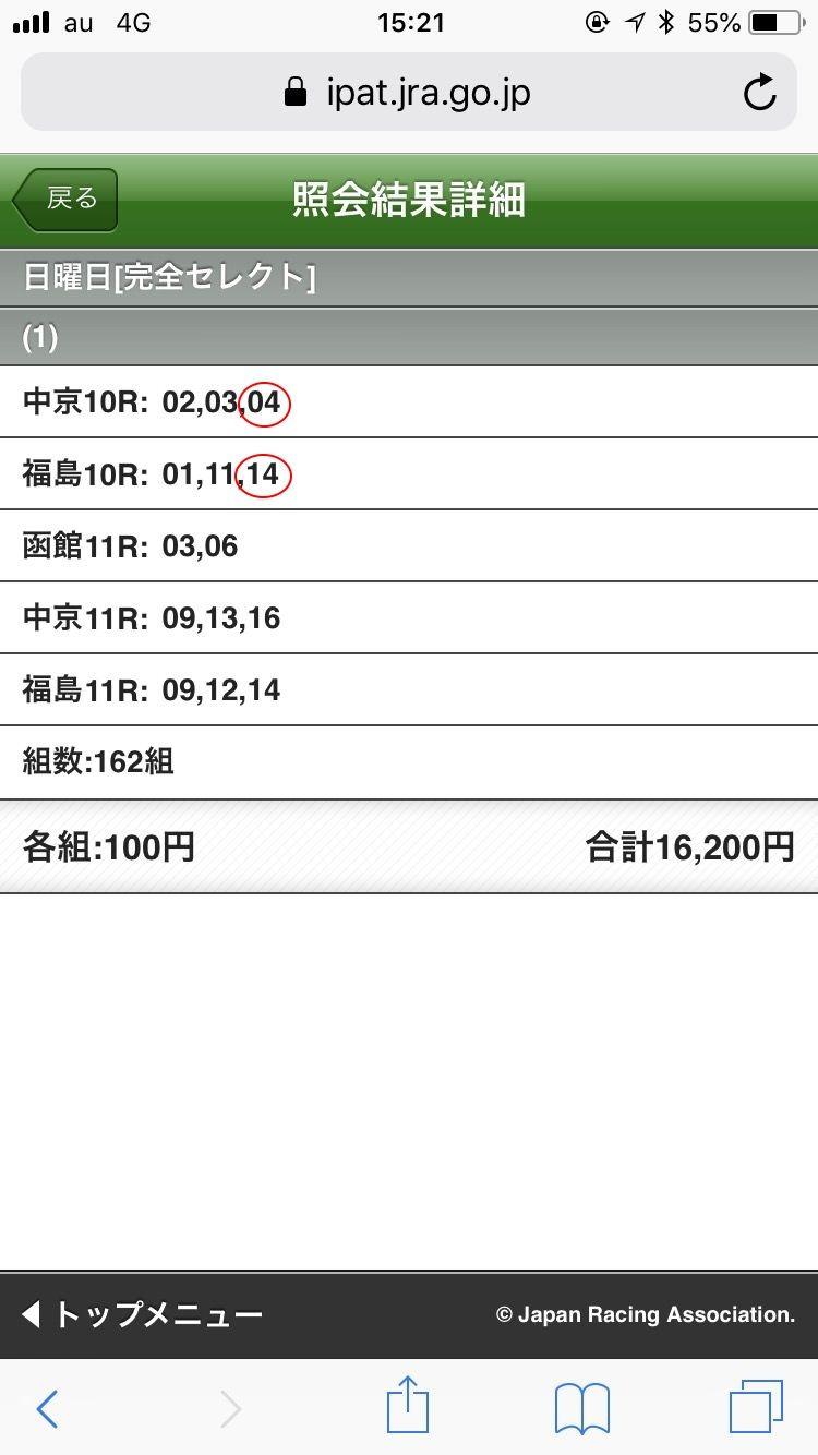 【競馬】84万げきおめ★