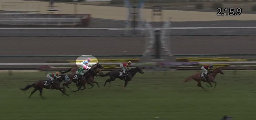 【競馬】デムーロ騎手 決勝線手前、追う動作が十分でなく過怠金10万円コメント