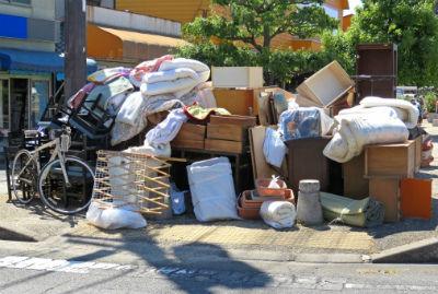 ゴミ屋敷・・・ゴミはお宝?