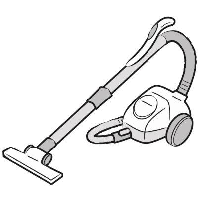 掃除機・・・正しい使い方