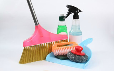 ゴミ屋敷の大掃除