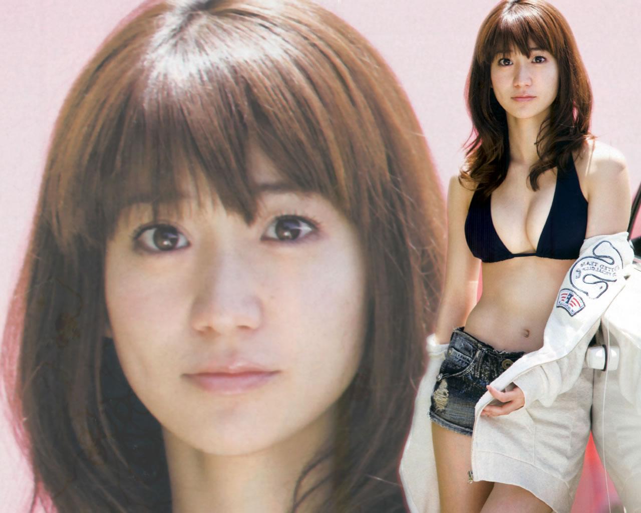 大島優子の水着画像