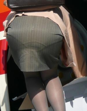 街撮りタイトスカート0014