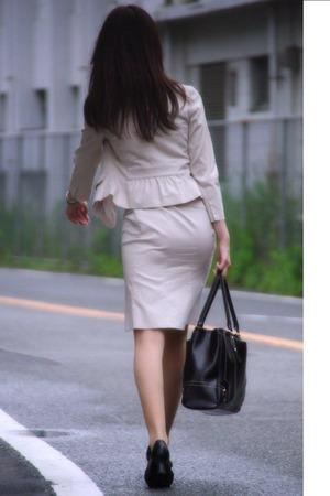 街撮りタイトスカート0016