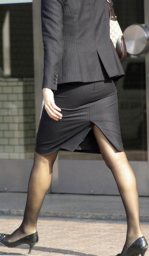街撮りタイトスカート0012