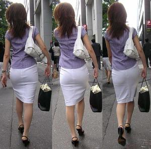 街撮りタイトスカート0006