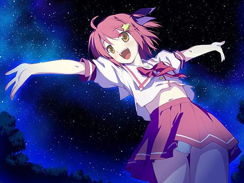 星空のメモリア -Wish upon a shooting star-のCGエロ画像6