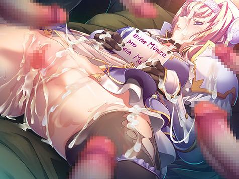 黒獣・改 ~気高き聖女は白濁に染まる~のCGエロ画像5