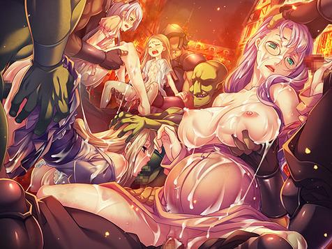 黒獣・改 ~気高き聖女は白濁に染まる~のCGエロ画像22