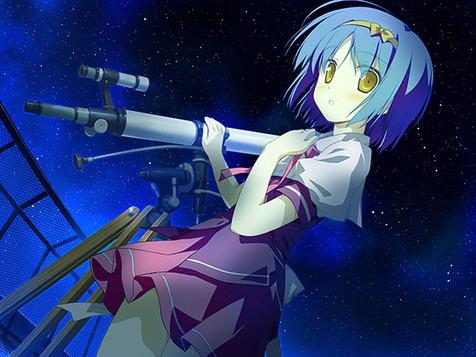 星空のメモリア -Wish upon a shooting star-のCGエロ画像14