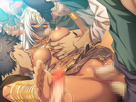 黒獣2 ~ 淫欲に染まる背徳の都、再び ~のCGエロ画像13