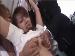 バスで輪姦される妊婦