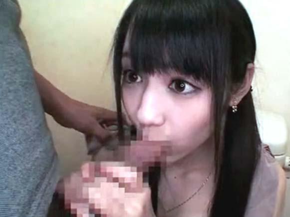 【動画】しょこたん似の美少女!!「佳苗るか」がトイレで無理やりフェラさせられとるwww xvideos