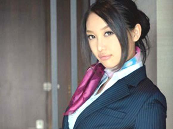 【動画】現役美人スッチー高城めぐみ 淫乱過ぎる変態セックス!! xvideos
