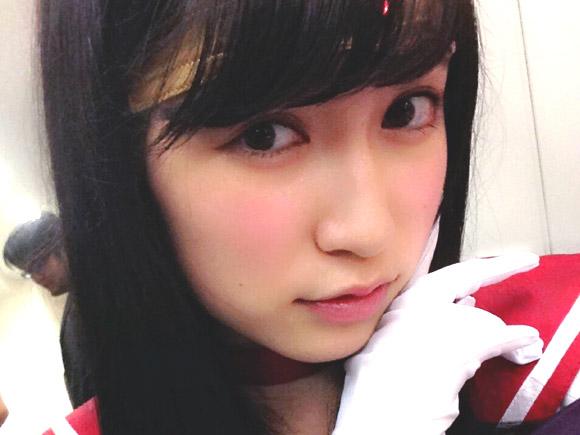【NMB48】吉田朱里のエロ過ぎるセーラーマーズコス画像まとめ