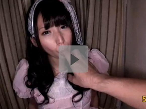 【動画】板野有紀-パイパンのゴスロリ美少女をダッチワイフ化!! xvideos