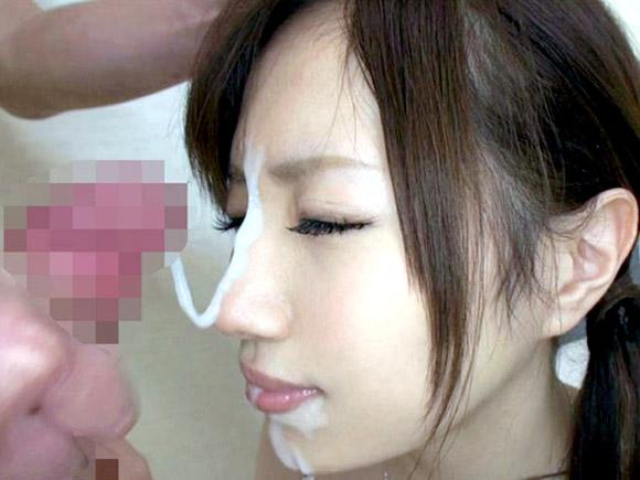 【画像】超可愛い女の子の顔にブッカケた時の達成感は異常wwwww【40枚】