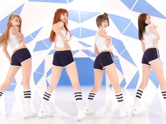 【※改造大国※】「K-POPアイドル」とかいう「量産型ザク」のエロGIF貼っていちゃもんつけようず(GIF画像大量)
