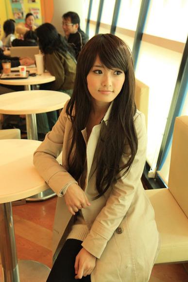 台湾の美人JD022