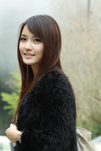 台湾の美人JD015