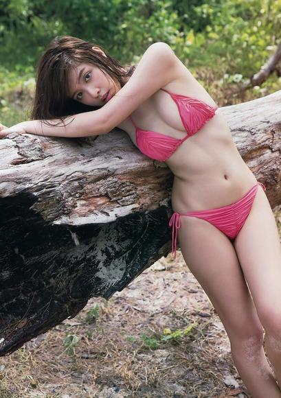 松本愛の画像009