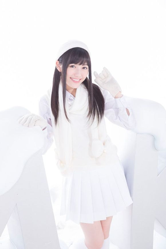 天使のような渡辺麻友