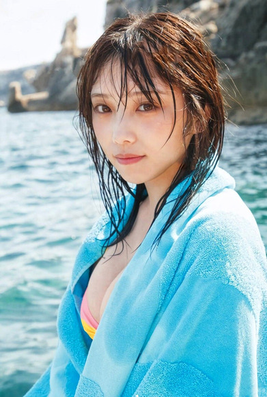 200322与田ちゃんの水着画像001