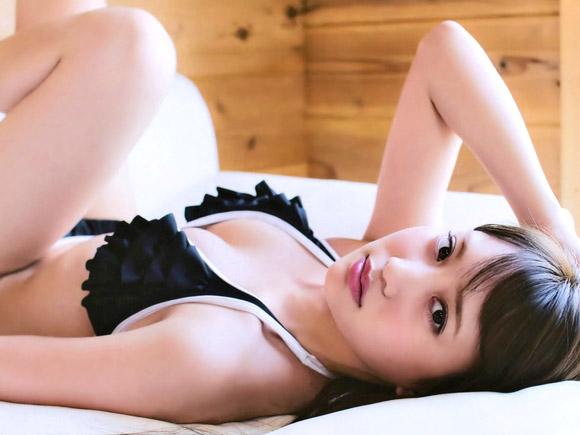 【AKB】永尾まりや(21) モデル系セクシー担当のグラビア画像×49