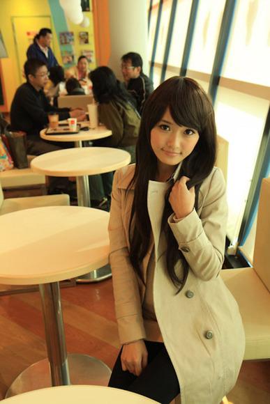 台湾の美人JD021