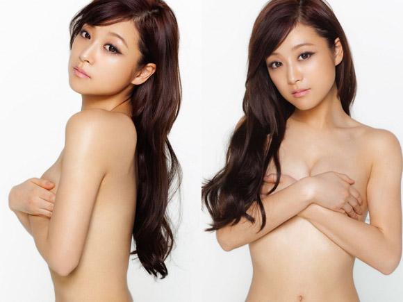 鈴木奈々(27)がセミヌードを公開→意外なエロさに大絶賛wwwww