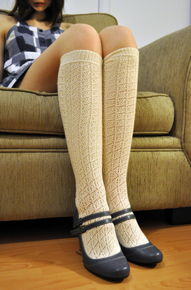 スカートと綺麗な脚008