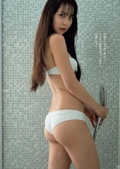 180821白間美瑠のセクシーグラビア画像004