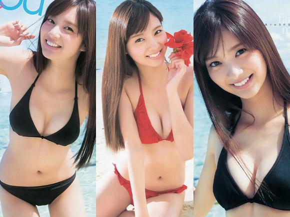 大人気モデル新川優愛(19)の胸もお尻も素晴らしいグラビア画像×31