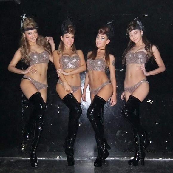 CYBERJAPAN DANCERS SAKURAの画像025